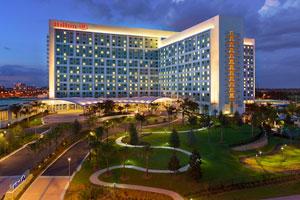 Hilton Hotel Orlando Convention Center, Orlando, FL