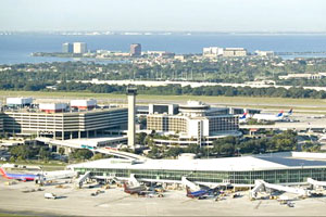 Tampa International Airport, Tampa FL